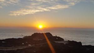 Dawn over Kiama Easter Sunday 2017